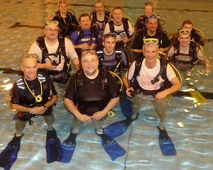 Click Here to see pictures of our Scuba Diving Evening 17th March 2009